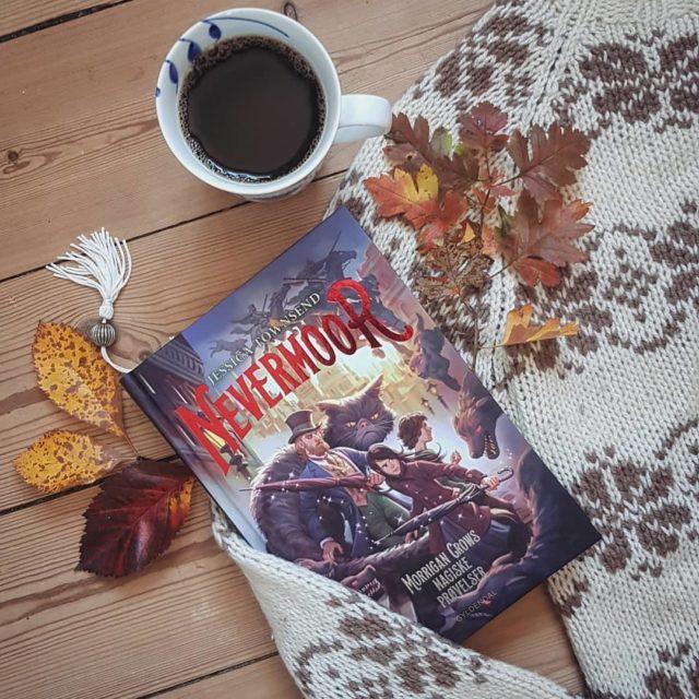 Morrigan Crows magiske prøvelser af Jessica Townsend