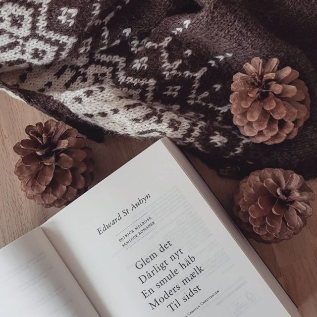 Patrick Melrose samlede romaner af Edward St Aubyn