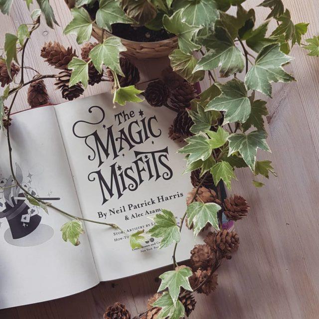 The Magic Misfits af Neil Patrick Harris