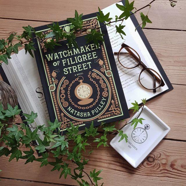 The Watchmaker of Filigree Street af Natasha Pulley