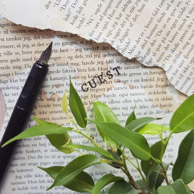 """Om at skrive """"for sjov"""" af Bjarke Schjødt Larsen"""